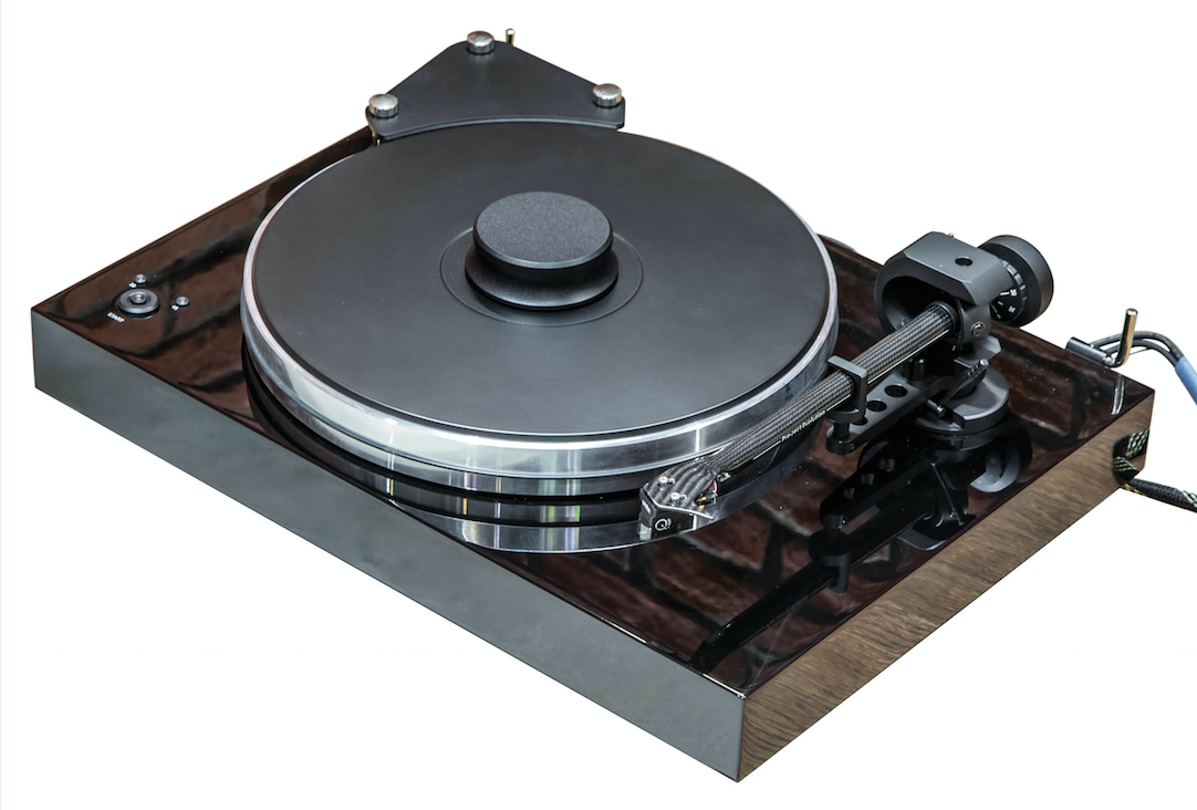 Editor's Choice 2015: Đầu đĩa than Pro-Ject Xtension 9 Evolution