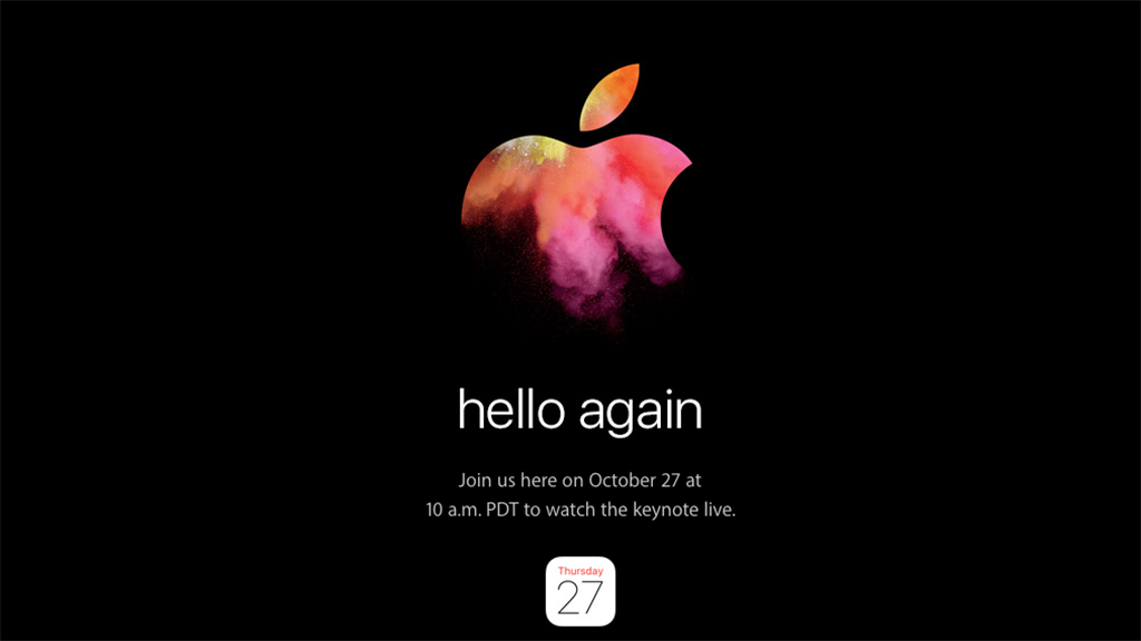 Link xem trực Apple 'hello again': vai chính 'The New Macbook'