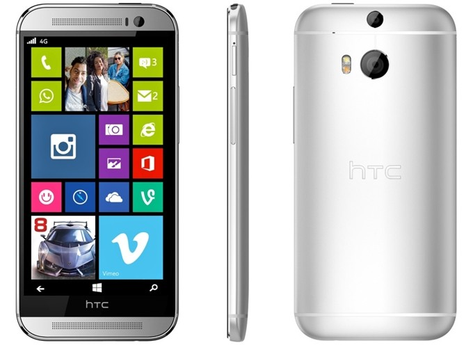 HTC One (M8) – Windows pin tốt hơn Android