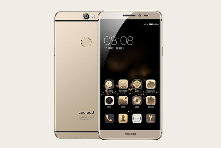 Dual Space Coolpad Max