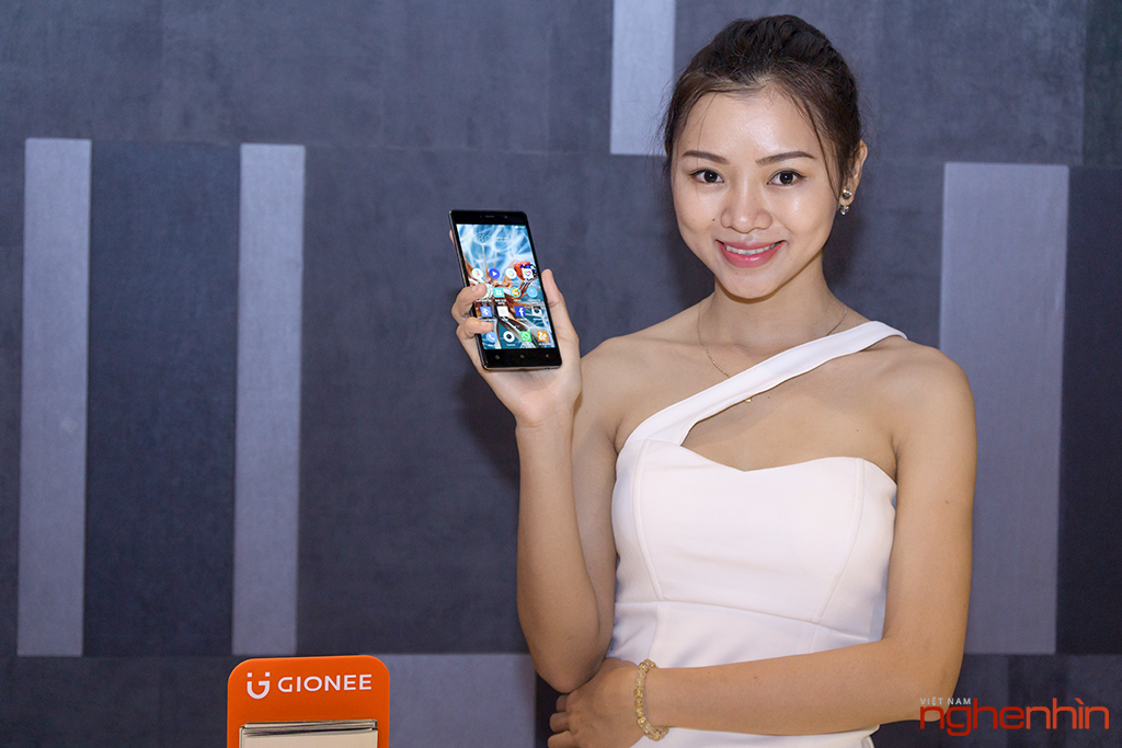 Gionee S6s ra mắt