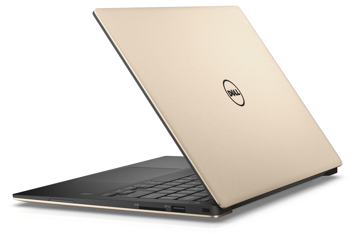 Dell XPS 13 Rose Gold, chip Kaby Lake, giá từ 1.048USD ảnh 5