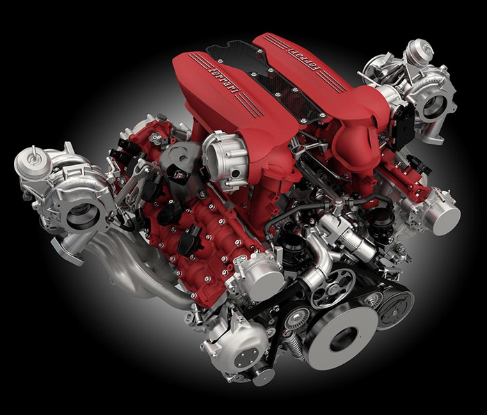 "Động cơ Ferrari V8 Turbo đạt giải ""International Engine of the Year 2016"" - ảnh 2"