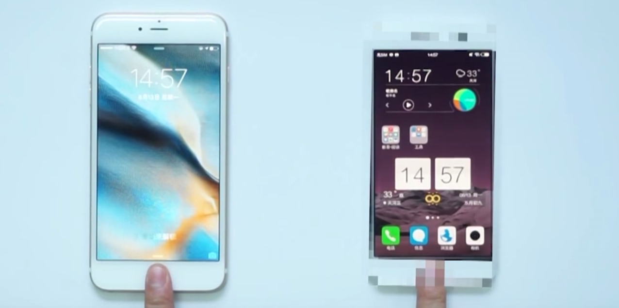 "Video Vivo X7 ""dìm hàng"" iPhone 6s Plus và Galaxy S7 edge ảnh 1"