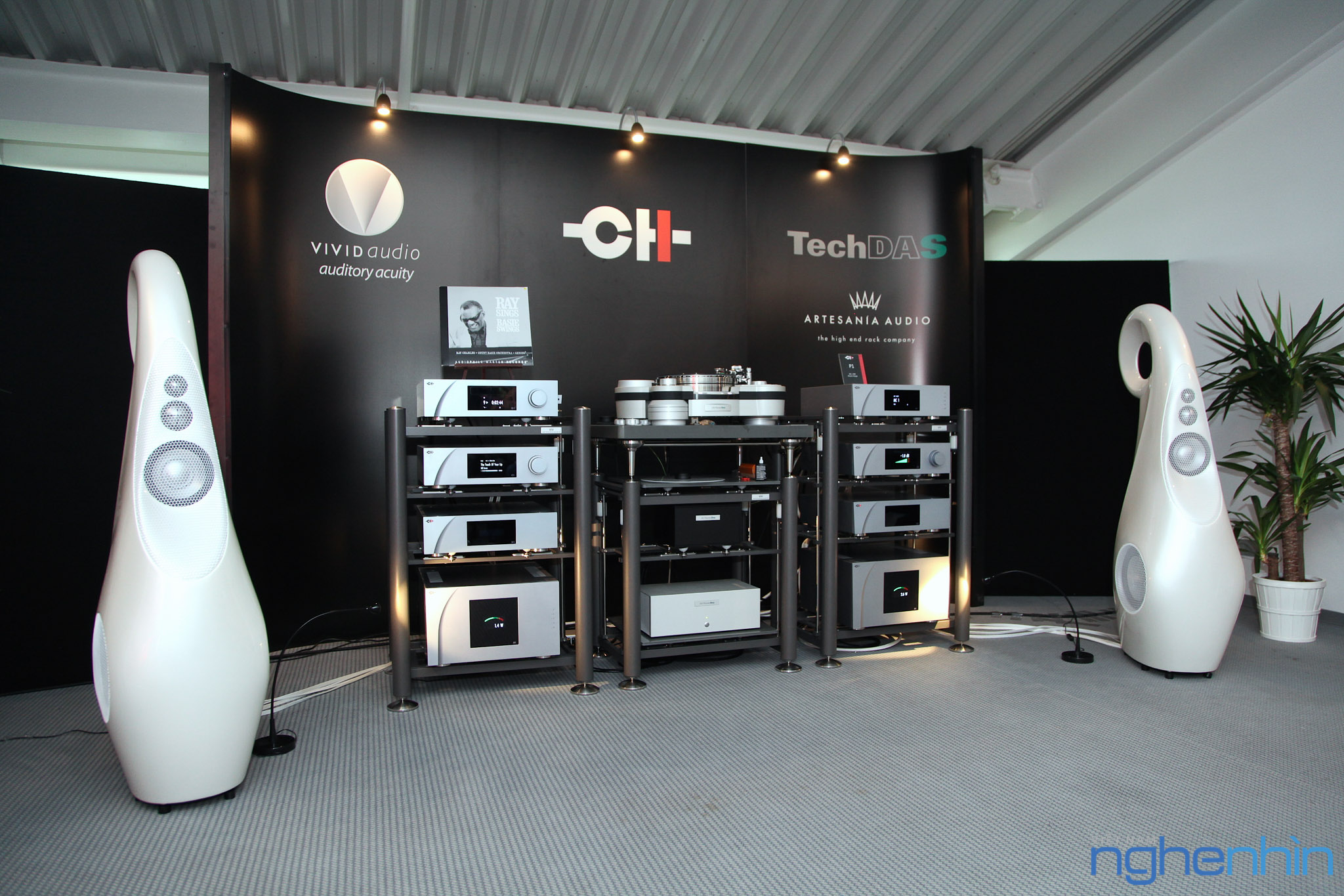 Munich Hi-end Show 2015 - 500 hãng audio so tài (P4) ảnh 2