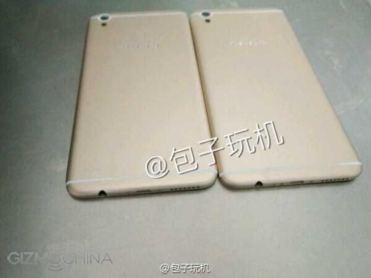 Smartphone Oppo lộ lưng y hệt iPhone 6/6s Plus ảnh 1