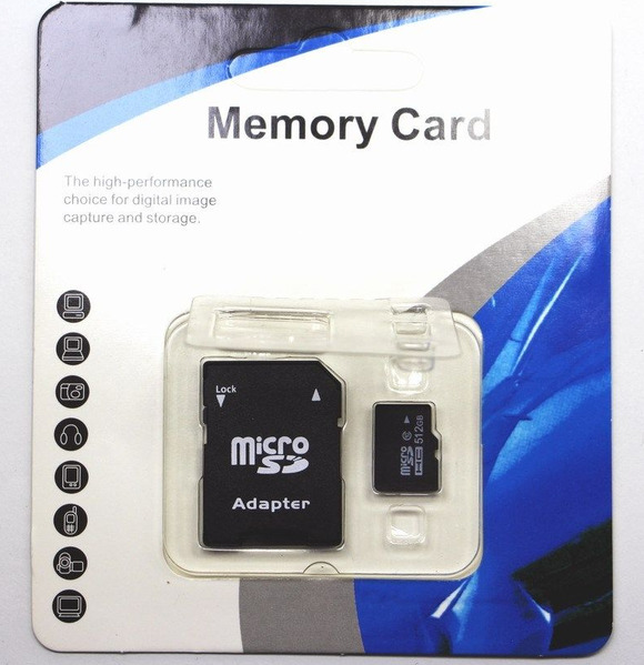 This 512GB microSD card costs $9.87 on eBay. What a bargain! ...NOT
